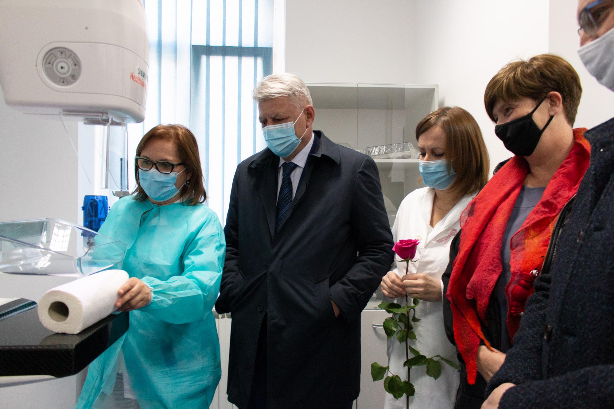 (RI TV) Žene, pregledi su učinkovitiji! U Centru Doma zdravlja PGŽ novi mamograf vrijedan 2 milijuna kuna!